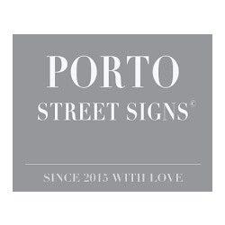 Porto Street Signs